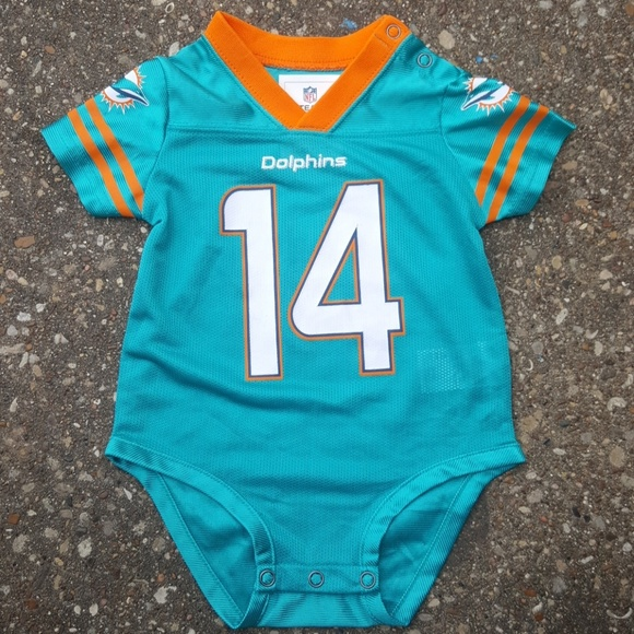 Miami Dolphins Jarvis Landry Baby Jersey NFL